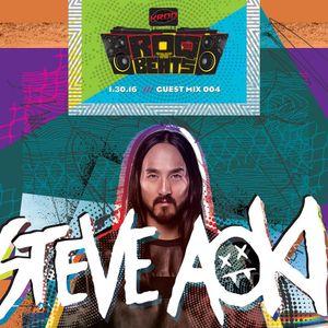 ROQ N BEATS - DJ JEREMIAH RED 1.30.16 - GUEST MIX: STEVE AOKI - HOUR 2