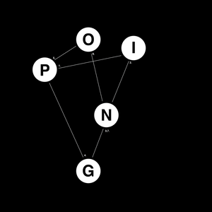 pingpong #9 [handprinted stuff / LN]