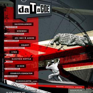 Vojeet @ PRAXIS presents DATACIDE @ SUBVERSIV