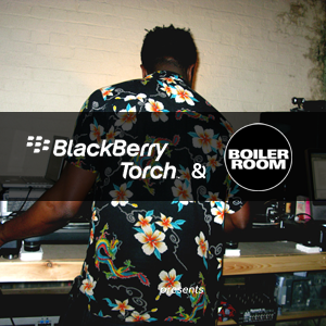 BlackBerry x Boiler Room Competition Submission