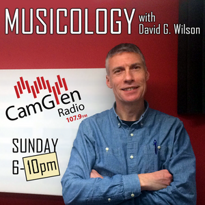 Musicology, with David G. Wilson, 2 July 2017: Four-Hour Special