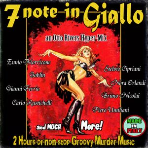 7 Note in Giallo- Hyper giallo mix.