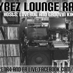 Vince Melo Live at Vybez Lounge Radio E-02 3-24-16