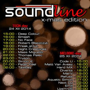 SoundLine Event [Ambeat Radio] 24-25.12.14