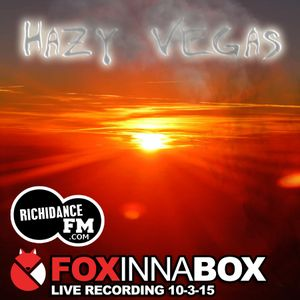 Hazy Vegas - Weekly live radio show
