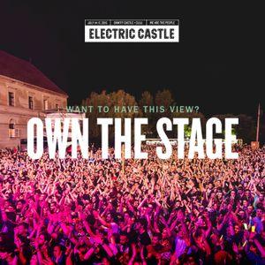 DJ Contest Own The Stage - DJ Alexor
