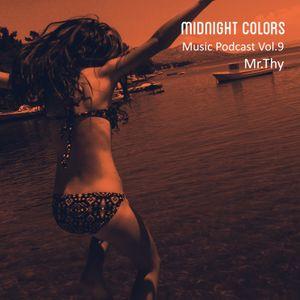 Midnight Colors Vol.9 Mr.Thy