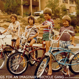 SONGS FOR AN IMAGINARY BICYCLE GANG