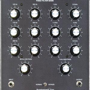 Guest mix for Filter, Tilos Radio 90.3 FM  08/04/2011