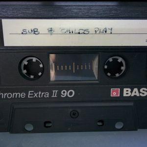 DJ Rob Andrews+Childs Play and Sub - Innocence 94.3 FM London pirate radio circa 1990. House music.
