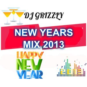 DJ GRIZZLY - NEW YEARS MIX 2013