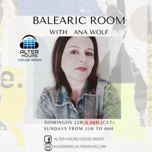 Ana Wolf - Balearic Room #13