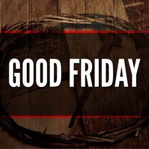 Good Friday 2016 (Audio)