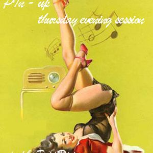 PIn - up thursday evening session - mixed by Popi Divine