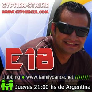 Clubbing E18 - Cypher - Www.FamilyDance.Net Arg21Hrs - Col19Hrs - Bra21Hrs