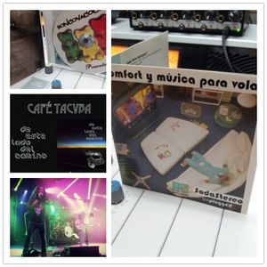 13 de agosto del 2012 (1) / Soda Stereo / Enrique Bunbury / Attaque 77 / Ramón Ortiz / Raskahuele