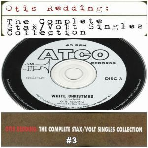 otis redding staxvolt singles - Otis Redding White Christmas