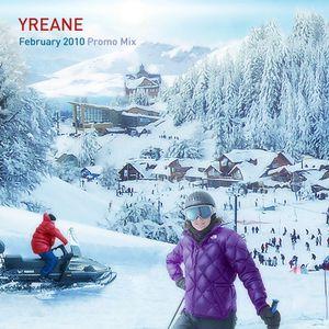 Yreane - February 2010 Promo mix