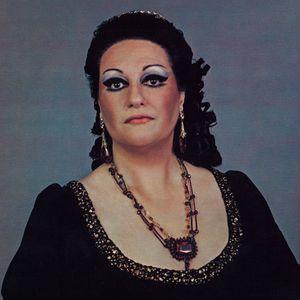 Montserrat Caballé .- Opera Arias Puccini & Verdi.