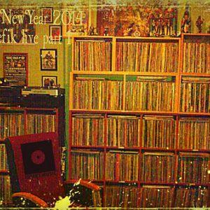FunkyNewYear 2014 part 1- Dj Mr.Lefik live from Cult club