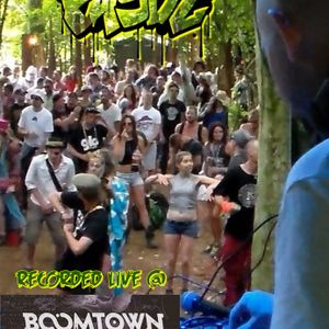 FAYDZ Live @ BOOMTOWN (The Rave Yard) 2016