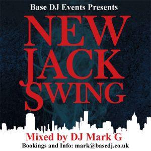 New Jack Swing Mix by DJ Mark G (BaseDj.co.uk)