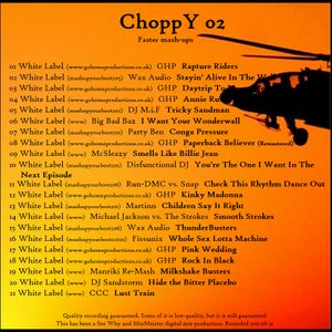 SeeWhy ChoppY02