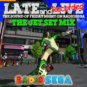 Late and Recorded - E32 - Jet Set Mix (14th September 2012)