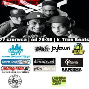 Radio Hip Hop Kemp - 27.06.2010: Foreign Beggars