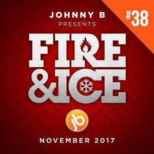 Johnny B Fire & Ice Drum & Bass Mix No. 38 - November 2017