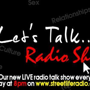 'Let's Talk' radio show Pt 2/2 - (06/01/12)