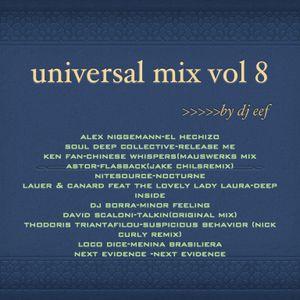 Universal mix vol 08