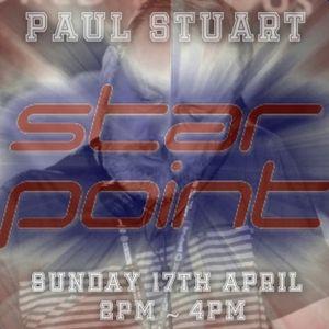 Paul Stuart - Starpoint Radio - 2pm~4pm - 17th April 2016