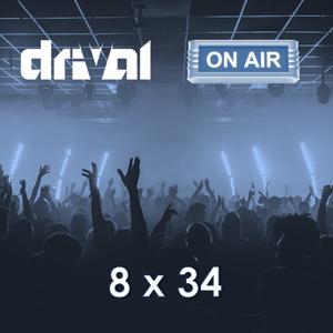 Drival On Air 8x34