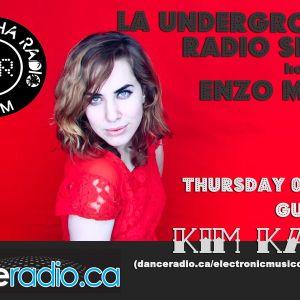 LA Underground Radio Show w/ KIM KATZ (LA) hosted by Enzo Muro