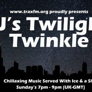 JJ's Twilight Twinkle on www.traxfm.org Sunday 6th November 2016