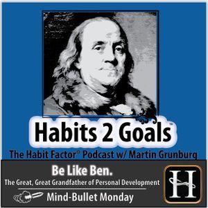 S02-Mind Bullet Monday 11: Be Like Ben
