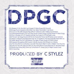 C Stylez presents Tha Dogg Pound - DPGC Mixtape (2011).mp3