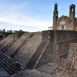 Invstigación arqueológica en Tlatelolco 8