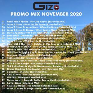 Promo Mix November 2020