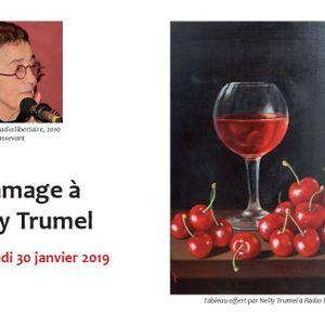 Emission Femmes Libres du 30 Janvier 2019 sur Radio Libertaire