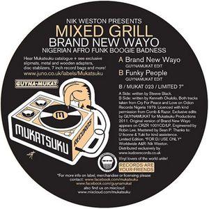 Mukatsuku Afro Mix December 2011