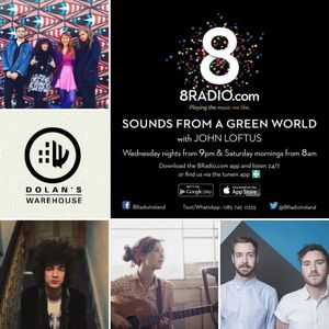8Radio presents Sounds from a Green World - June 11th