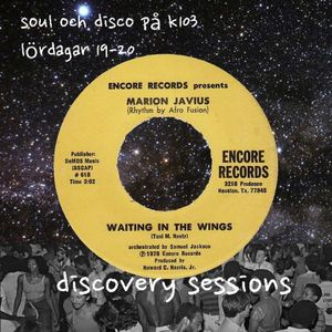 discovery sessions #55 - 20180324