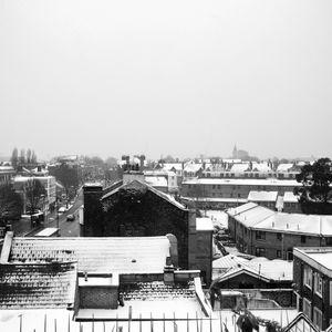 Dance the Snow Away