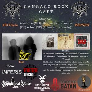 Cangaço Rock Cast  #03