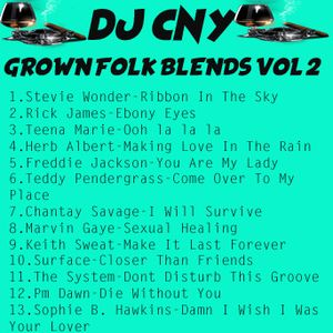 grown folk blends vol 2