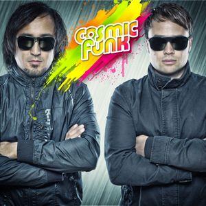 COSMIC FUNK LIVE @SINNESRAUSCH, Friedrichshafen (Germany) 08/12/2012