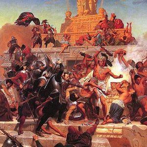 Bombardeo Apocalíptico: Apocalipsis 17:6 La Sangre De Los Santos