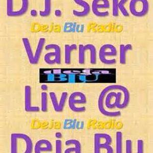 Deja Blu Radio R&B Party (20some minutes of DJ Seko live 08/29/2014)